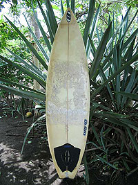 6'2 Orion - Paredon Surf Camp - Maya Expeditions