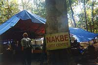 Nakbe Camp - Maya Expeditions