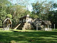Ceibal Main Plaza - Lake Petexbatun sites - Aguateca - Ceibal - Dos Pilas - Punta de Chimino - Arroyo de Piedra  Photo Gallery - Maya Expeditions