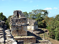 Yaxchilan Group 39-41 - Maya Expeditions