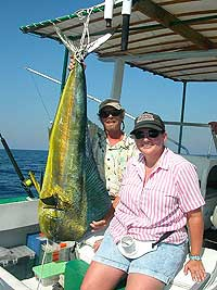 Dolphin Fish, Dorado - Photo Parlama Team - Maya Expeditions