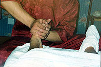 Chinese Foot Massage - China - Maya Expeditions