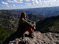 Tammy at Ridge by Masion - Copper Canyon - Maya Expeditions