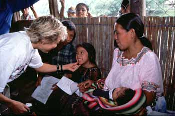 Flying Doctors of America - Pediatric Doctor - Chulac, Altaverapaz, Guatemala - Maya Expeditions