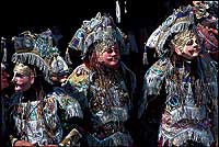 Dance of the Moros - photo by INGUAT - Ceremonies Maya Expeditions